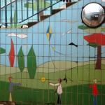 Fiveways Subway Tiling Detail Kites