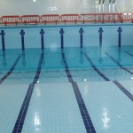 The Garrison, Colchester, Swimming Pool