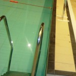 The Venue Swimming Pool, Borehamwood, Edge Detail