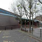 Brentford Fountain Leisure Centre Exterior Entrance