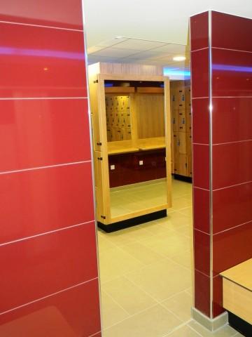 One Leisure, St. Neots - Female Changing Room6