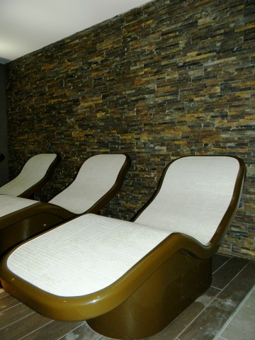 One Leisure, St. Neots - Pure Spa Feature Wall5