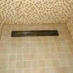 One Leisure, St. Neots - Treatment Room Shower Floor