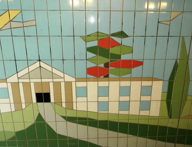 Fiveways Corner Subway - Mansion