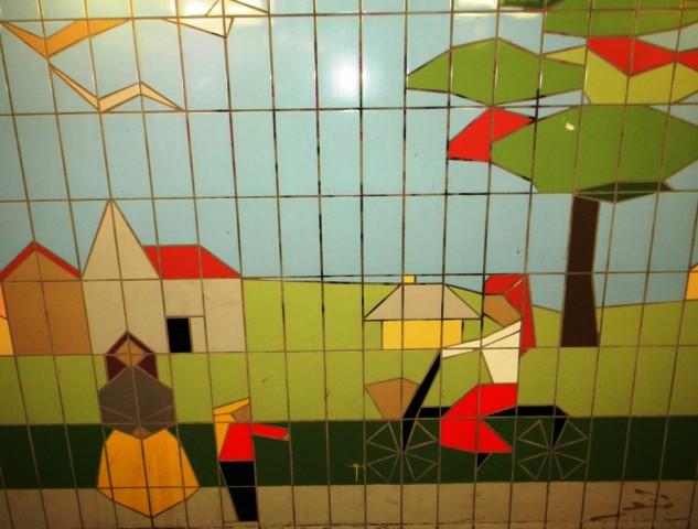 Fiveways Corner Subway - Scene 02