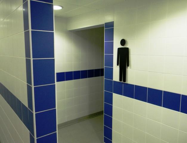 Garons Pool - Changing Village WCs