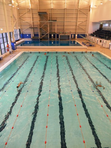 Garons Pool - Competition & Dive Pool