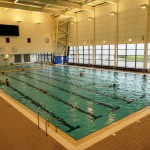 Garons Pool - Competition Pool & Surround
