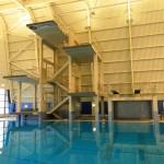 Garons Pool - Dive Tower