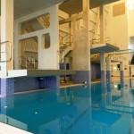 Garons Pool - Dive Tower Mosaic