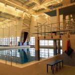 Garons Pool - Dive Tower & Pool Rear