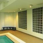 Garons Pool - Leisure Pool Feature Wall