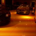 Stratstone Jaguar Showroom Mayfair 1