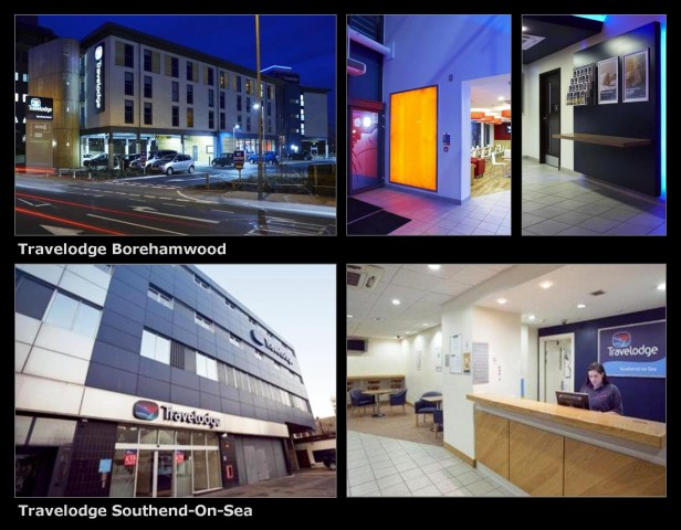 Travelodge Borehamwood & Southend