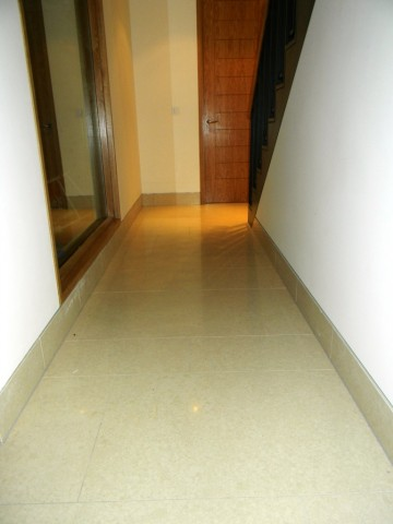 Denewood Road - Basement Stone Floor