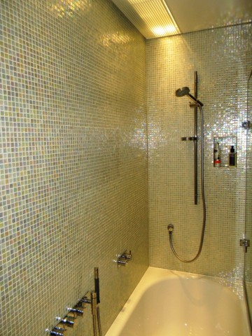 Denewood Road - Bathroom Mosaic 01