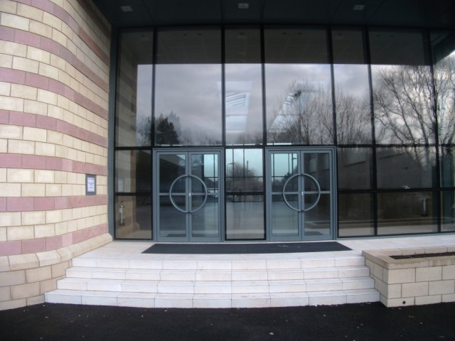 Kadwa Patidar Centre - External Main Entrance