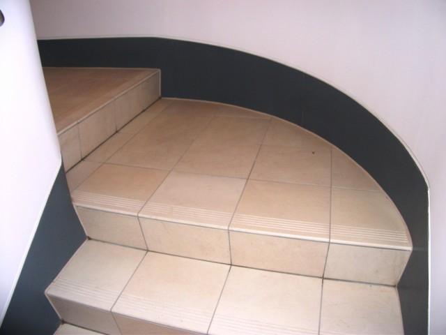 Kadwa Patidar Centre - Staircase Half-Landing