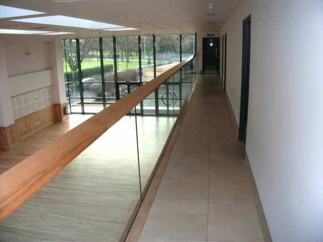 Kadwa Patidar Centre - 1st Floor Landing 01
