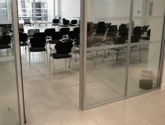 MBUK - Floor to meeting rooms