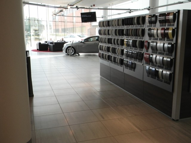 MBUK - Main showroom floor 05