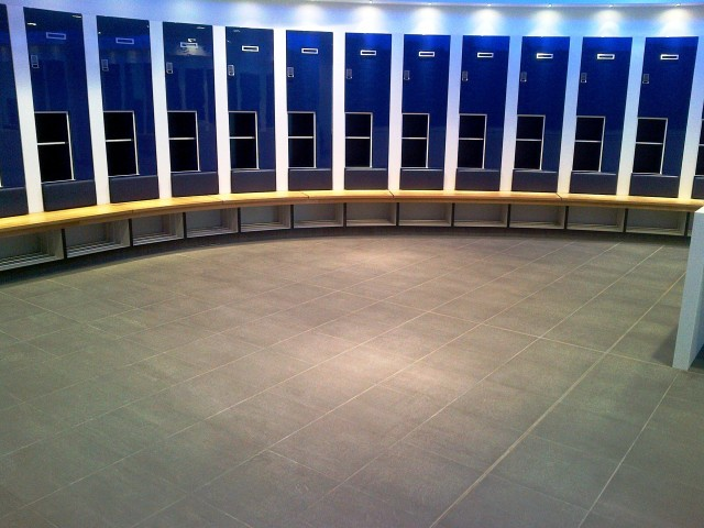 THFC Training Ground - Changing Rooms
