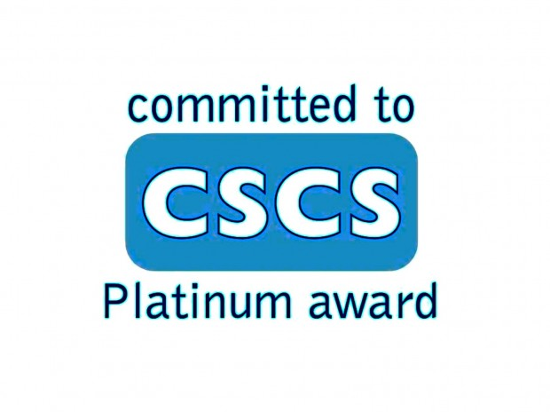 Committed to CSCS Platinum Award 2012