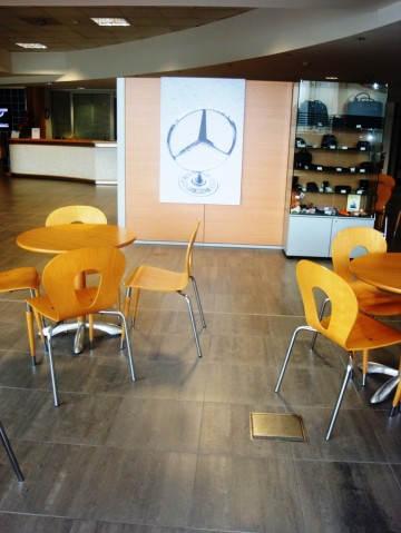 Mercedes Benz UK Training Centre MK 006a