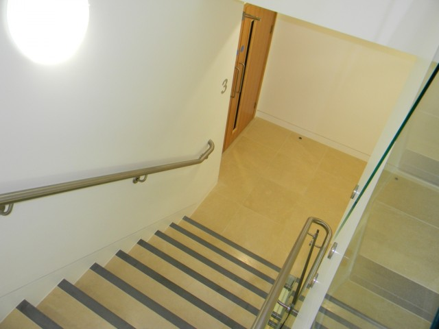 21 Station Road, Cambridge - Limestone Staircase & Landings3