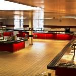 RAF Marham Junior Ranks Mess - main kitchen5