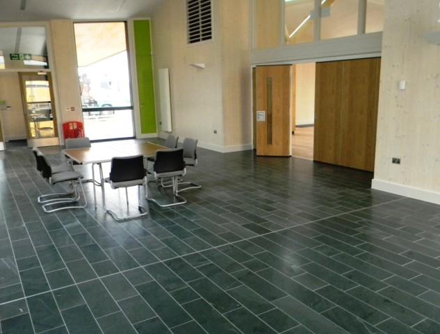 Atrium floor 06