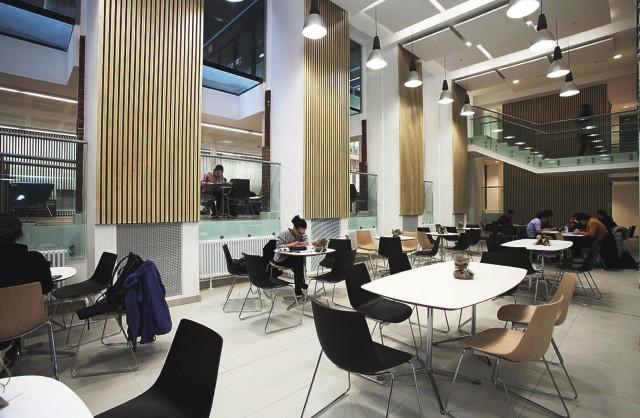 LSE - Cafe Floor