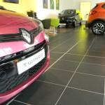 Renault Showroom Floor