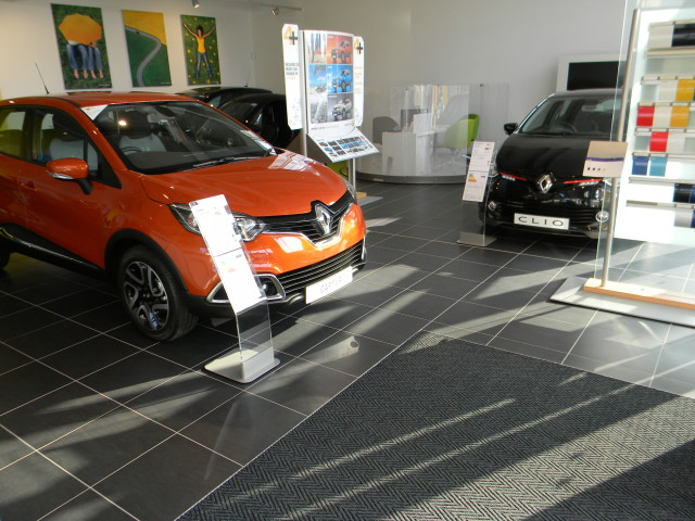 Showroom Floor detail 3