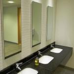 WC Mosaic & Floor tiling