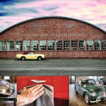 Aston Martin Heritage Showroom - External