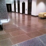 Reception Floor to Lift Lobby