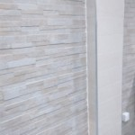 Health Suite Feature Wall Tiling