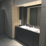 First Floor Changing Rooms Vanity Unit