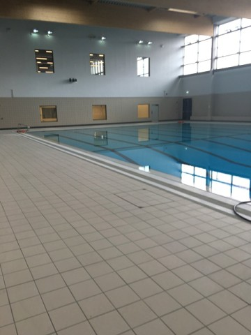Main Pool Surround Floor Tiling