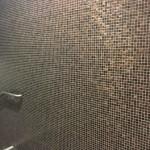 Spa Area Entrance Glass Mosaic Feature Tiles