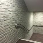 Spa Area Entrance Splitface Feature Tiles
