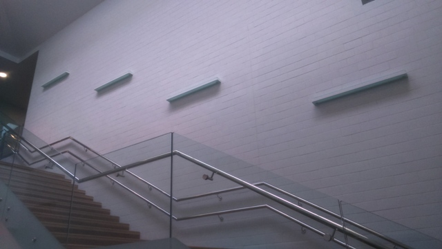 Staircase Feature Wall